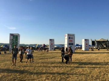 Konštrukcie Magnumboardov festival Pohoda